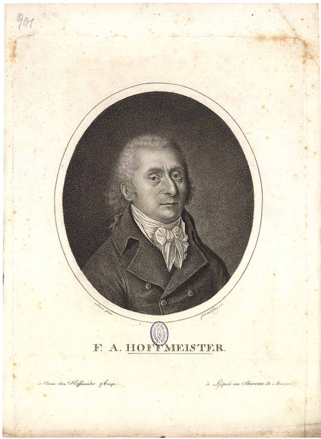 F. A. Hoffmeister
