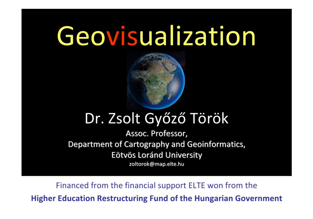 Geovisualization
