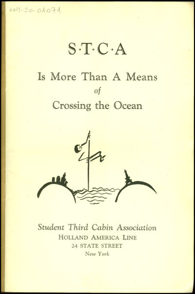 S.T.C.A. is more than a means of crossing the ocean