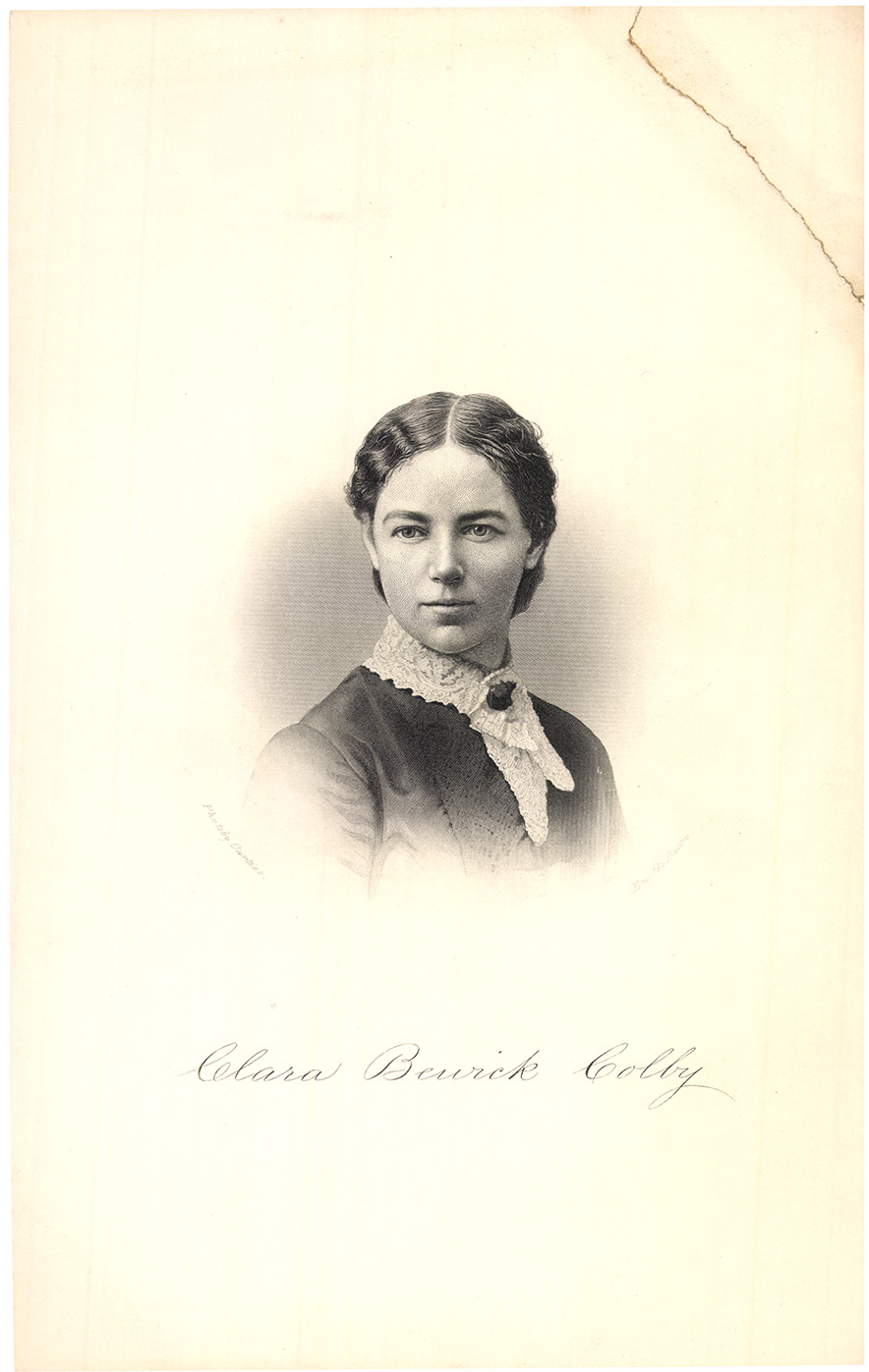 Clara Bewick Colby