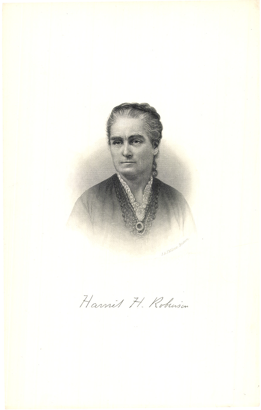 Harriet H. Robinson