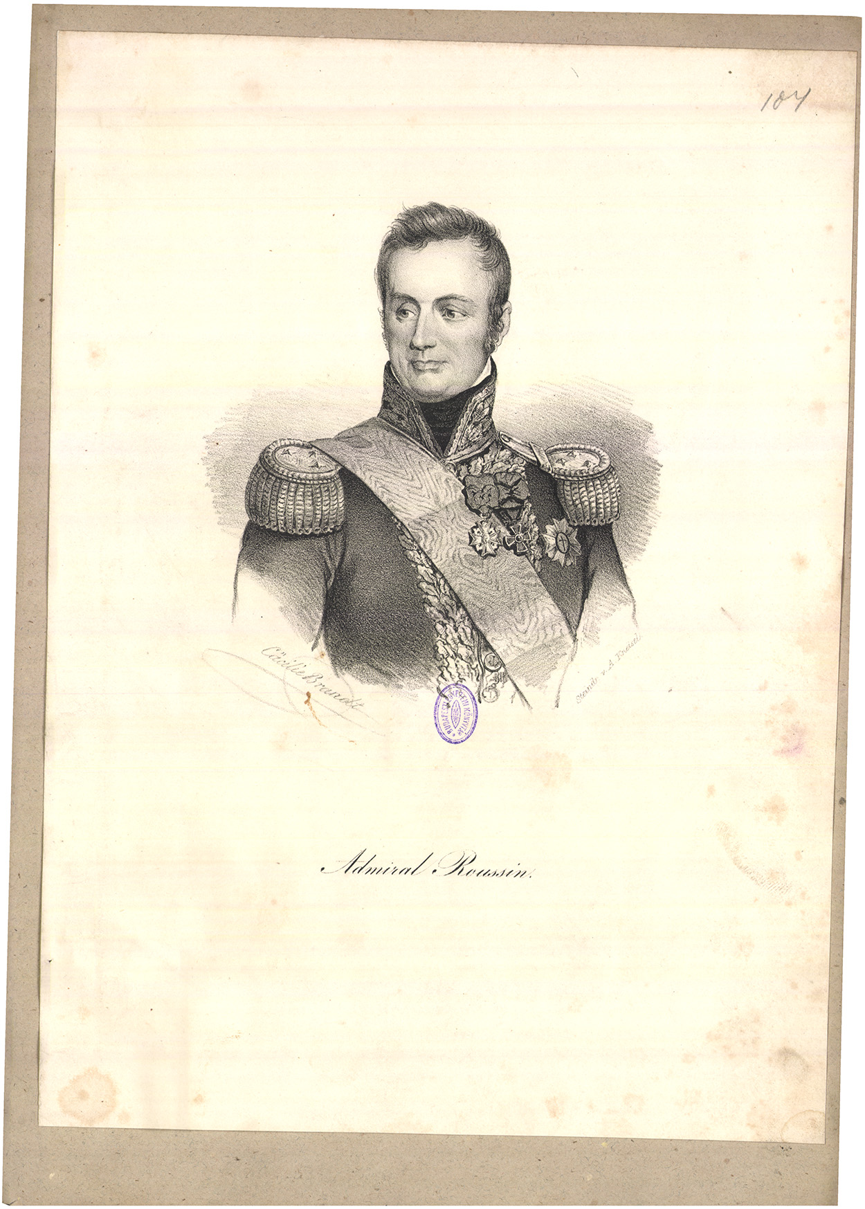 Admiral Roussin