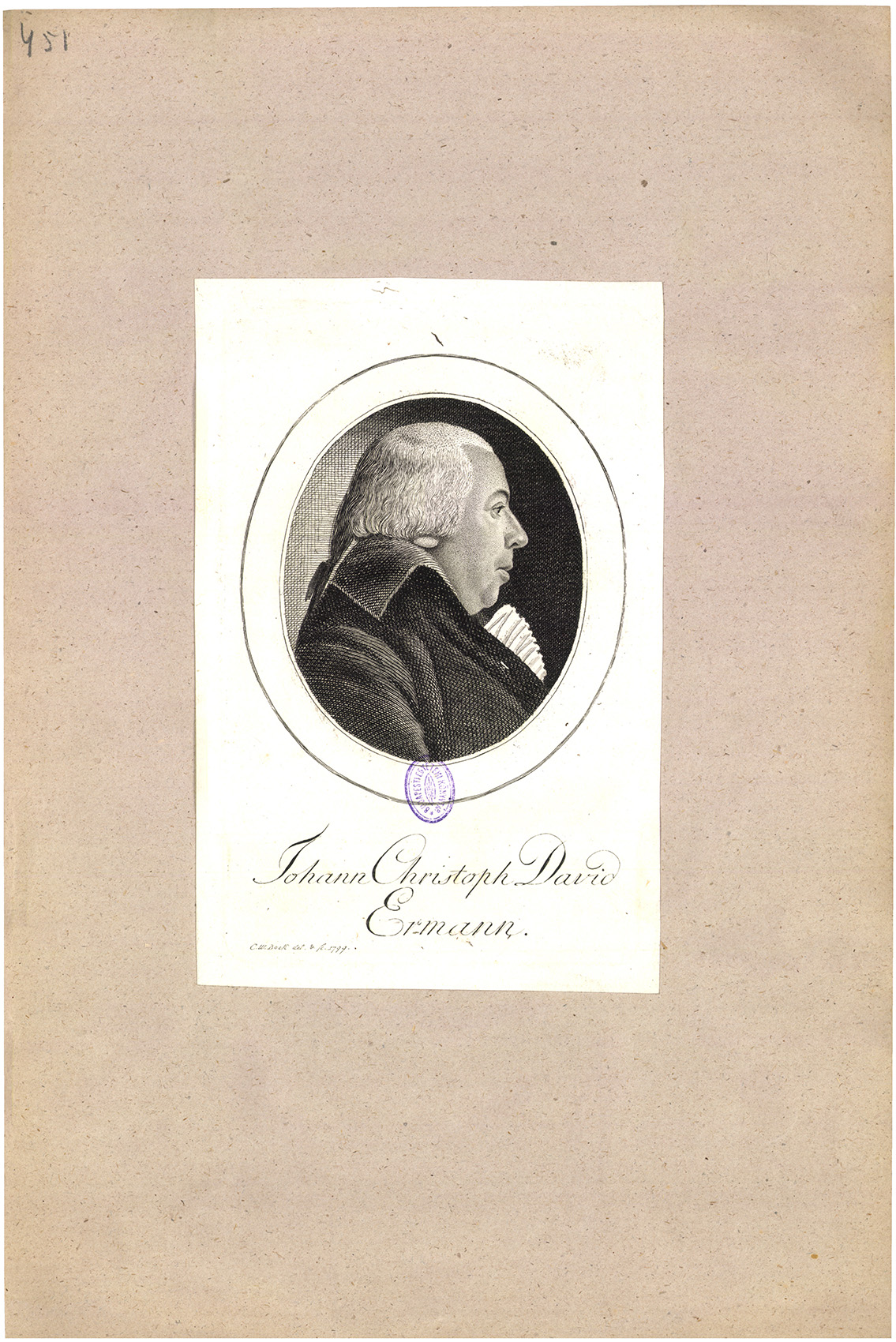 Johann Christoph David Ermann