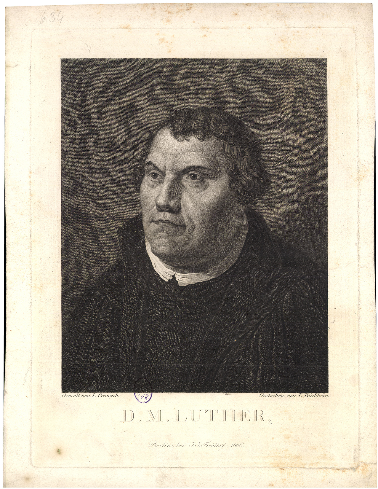 D. M. Luther