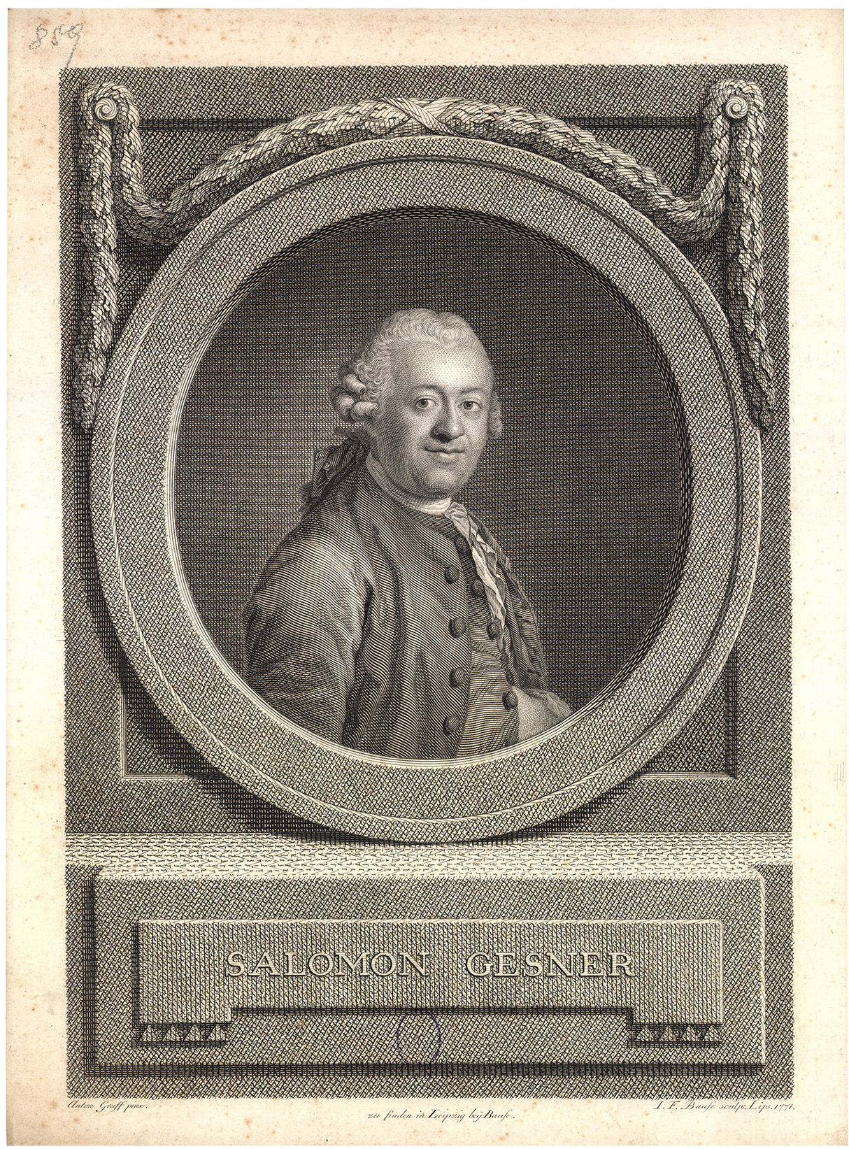 Salomon Gesner
