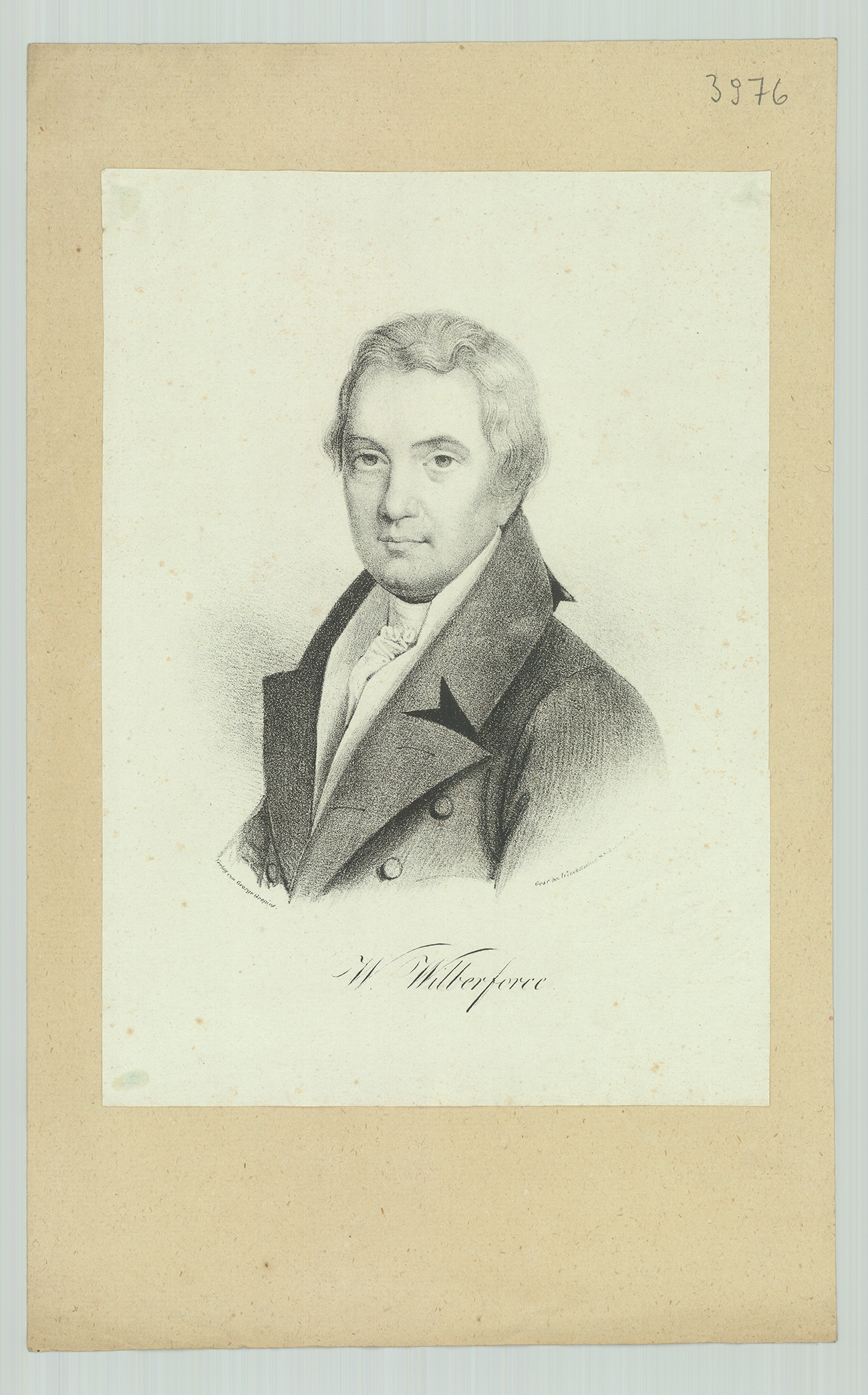 W. Wilberforce.