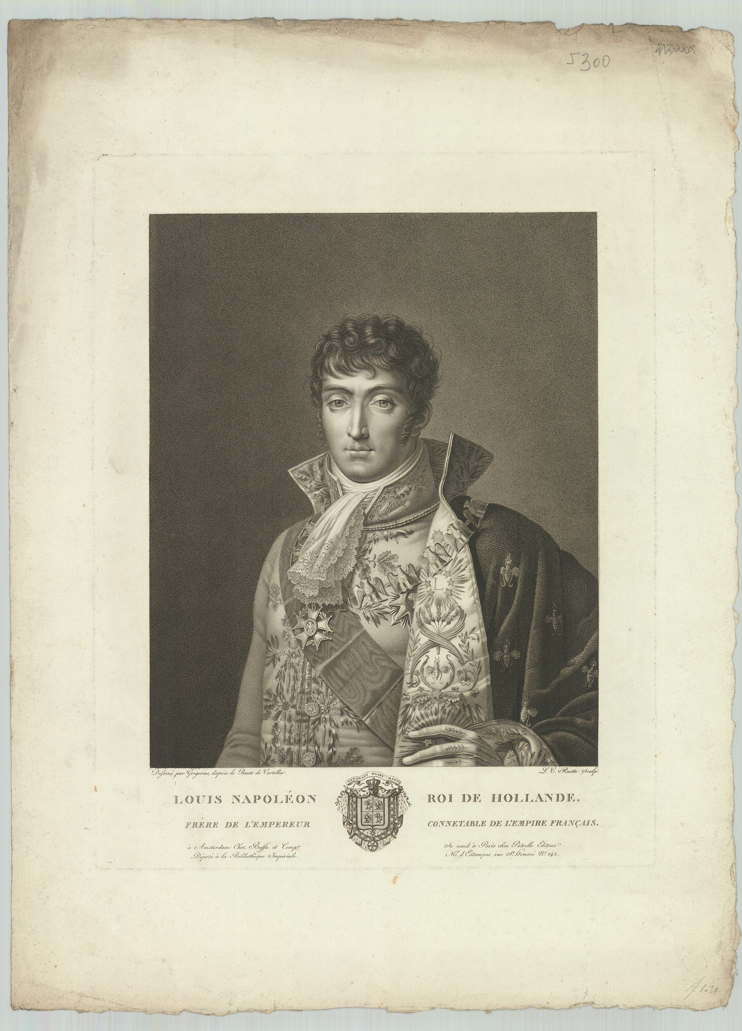 Louis Napoleon Roi De Hollande