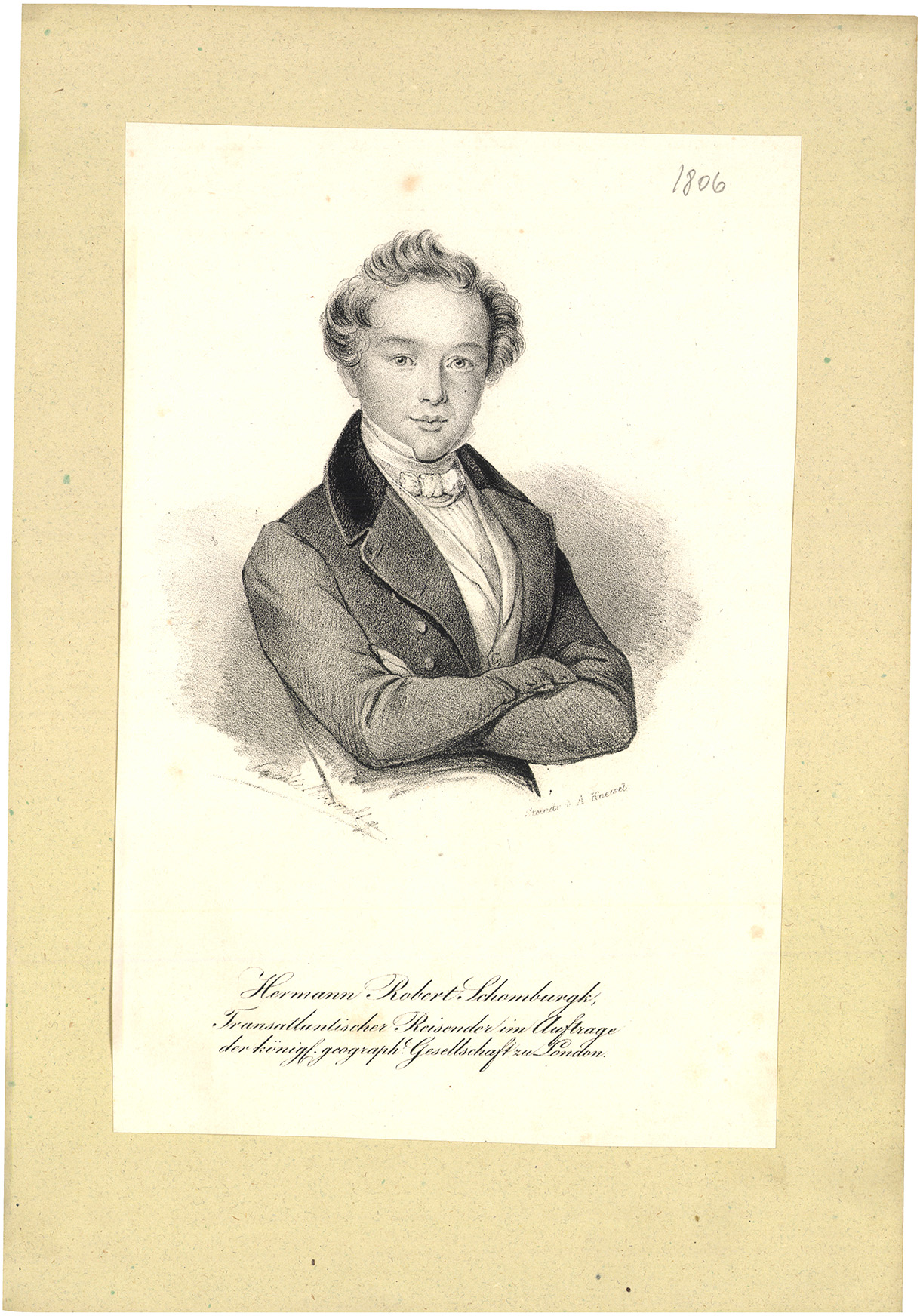 Hermann Robert Schomburgk