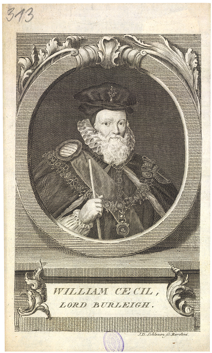 William Cecil, Lord Burleigh
