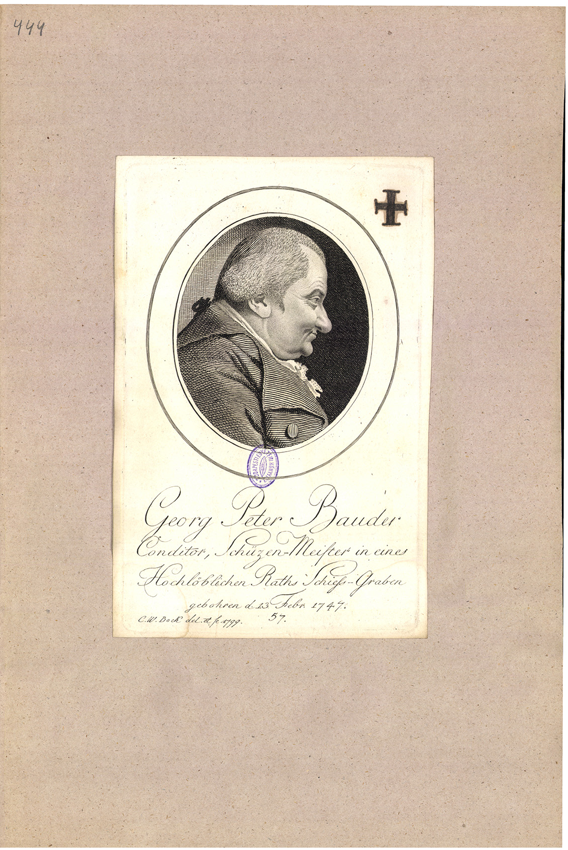 Georg Peter Bauder